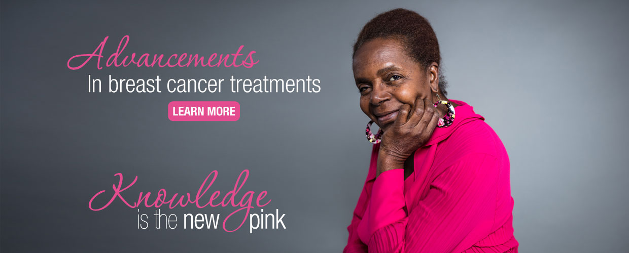 Advancements in breast cancer treatments